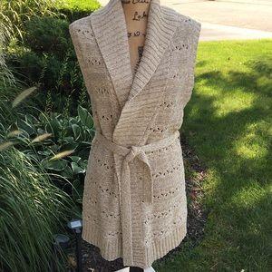 Eddie Bauer Long sweater M